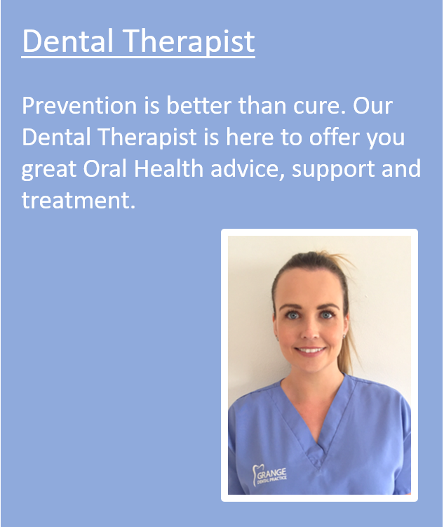 Dental Therapist